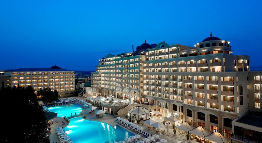 Bulgarien Hotel Sol Nessebar Palace