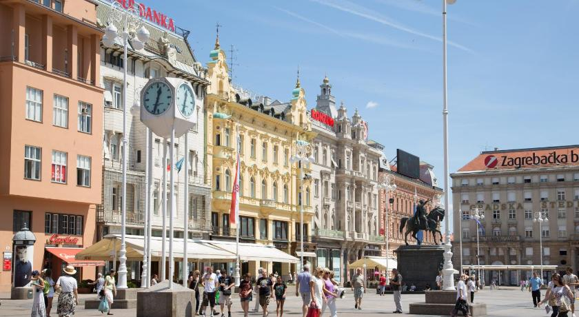 Highly Rated Zagreb Hotels, Croatia
