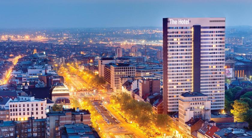 ベルギー,ブリュッセル,ザ ホテル ブリュッセル(The Hotel Brussels)