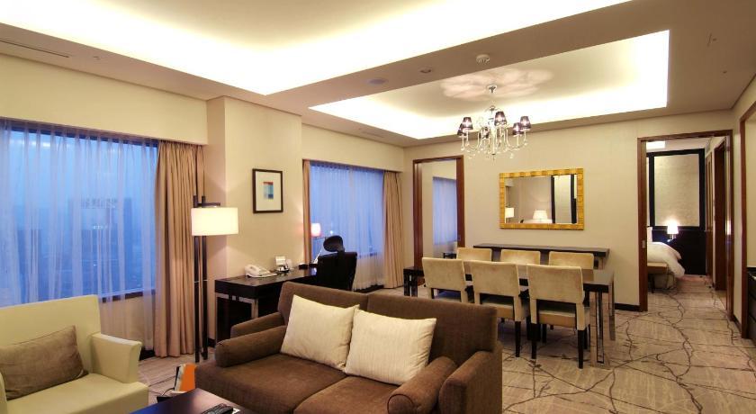 韓国,ソウル,ロッテ ホテル ソウル(Lotte Hotel Seoul)