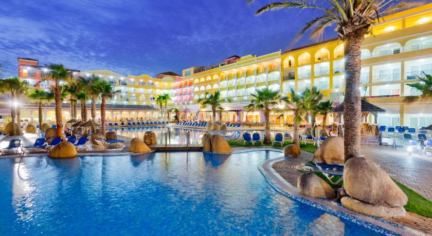 Hotel Mediterr Neo Park Roquetas De Mar Espa A