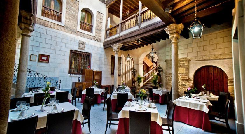 hotel condes de castilla - hoteles recomendados segovia