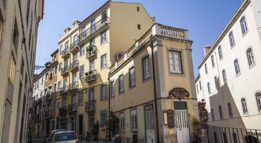Apartamento da Condessa (Lissabon)