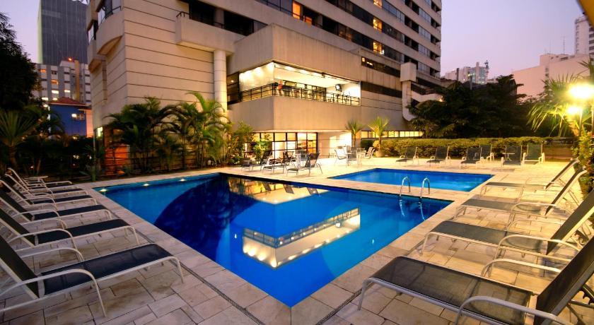ブラジル,サンパウロ,ゴールデン チューリップ パウリスタ プラザ(Golden Tulip Paulista Plaza)