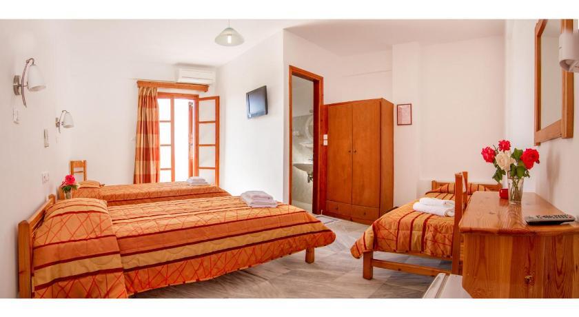 Village Twins, Hotel, Chora, Ios,  84001, Greece