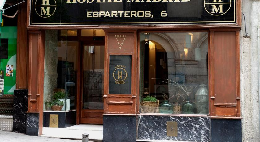 Hostal Madrid (Madrid)