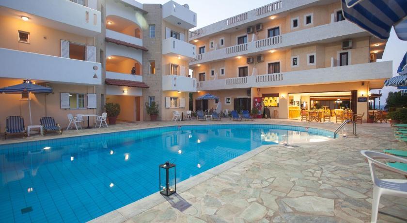 Dimitra Hotel & Apartments, Apartment, Kokkini Hani, Heraklion, 71500, Greece