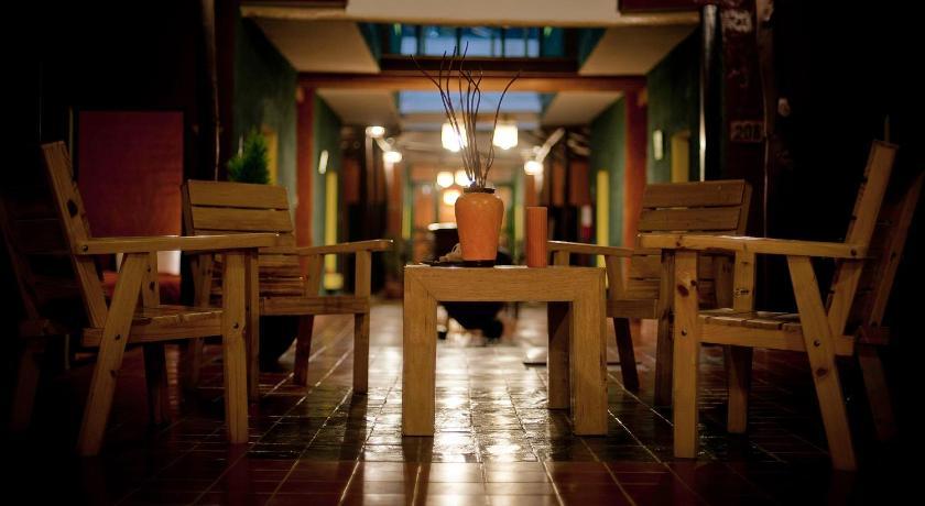ボリビア,ウユニ,ホテル ジャルディネス ドゥ ウユニ(Hotel Jardines de Uyuni)