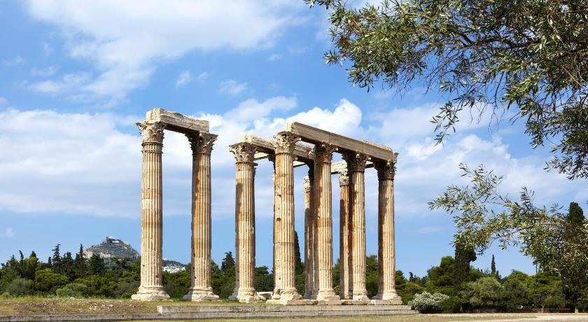 Highly Rated Athens Hotels, Greece