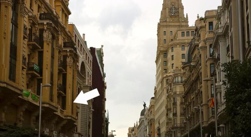 Hostal Montecarlo (Madrid)
