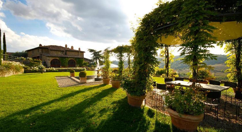 Capannelle Wine Resort, Gaiole in Chianti, Italy - Booking.com