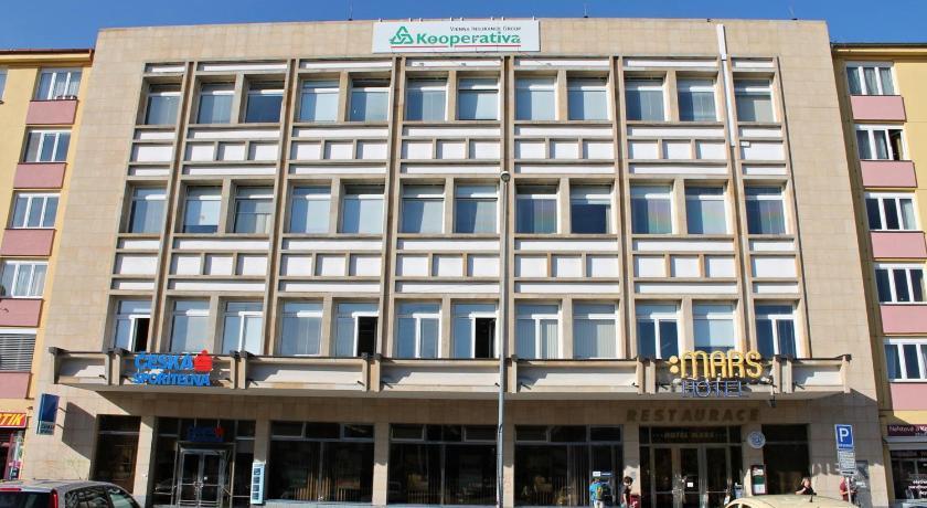 Hotel Mars in Prag