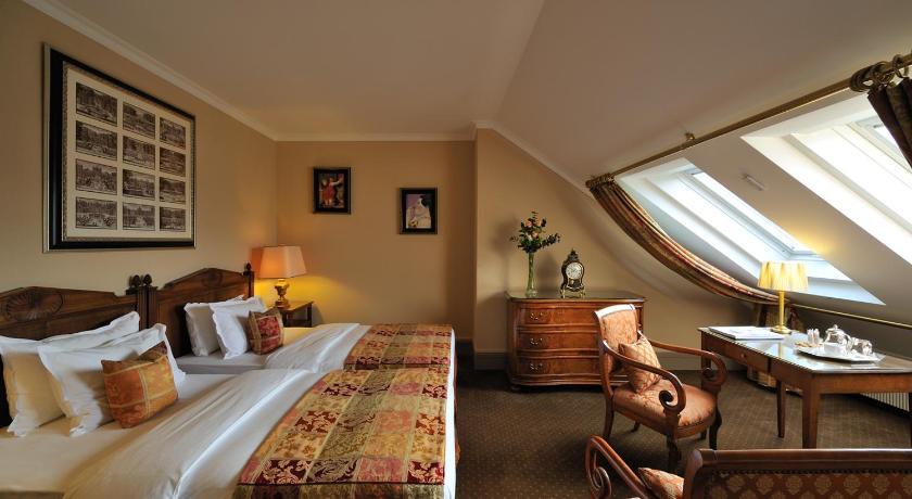 スイス,ジュネーブ,ホテル ドゥラシゴーニュ(Hôtel de La Cigogne)