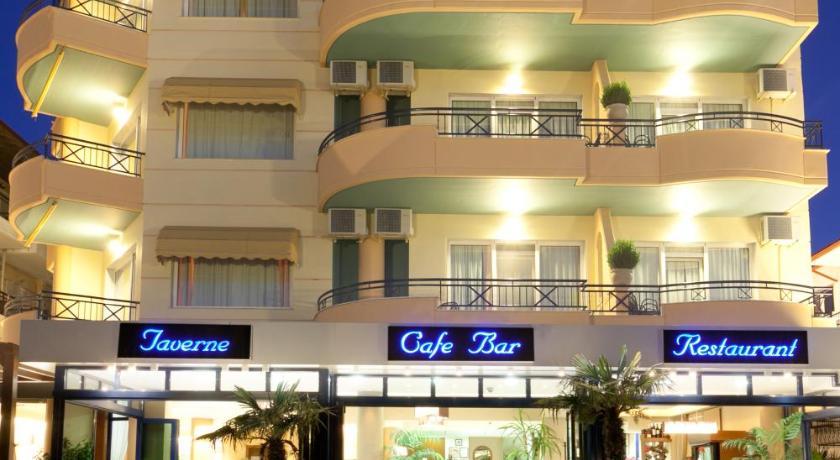 Olympic Star Beach Hotel, Hotel, Poseidonos 6, Nei Poroi, 60065, Greece