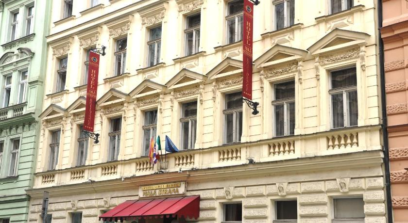 Residence mala strana prague czech republic for Hotel residence mala strana tripadvisor