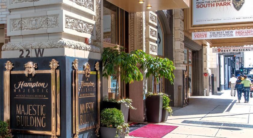 Hampton Inn Majestic Chicago Theatre District (Chicago)