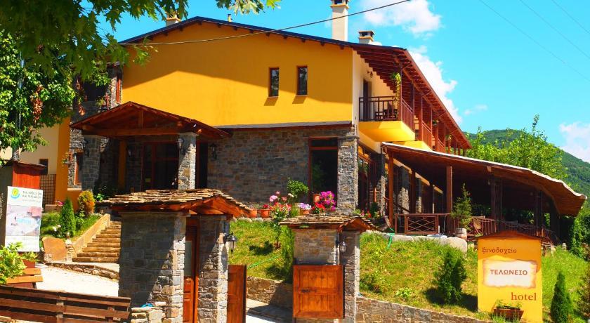 Hotel Teloneio, Hotel, Gefira Plaka, Plaka, Preveza, 44013, Greece