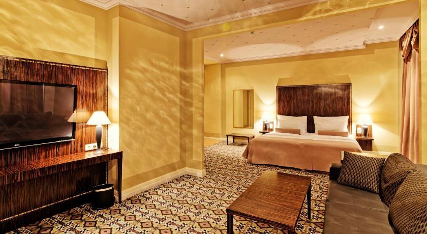 チェコ,ブルノ,ホテル グランデッツァ(Hotel Grandezza)