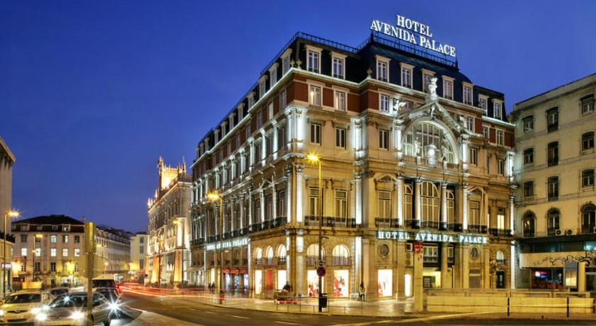 hotel avenida palace lisbon portugal. Black Bedroom Furniture Sets. Home Design Ideas