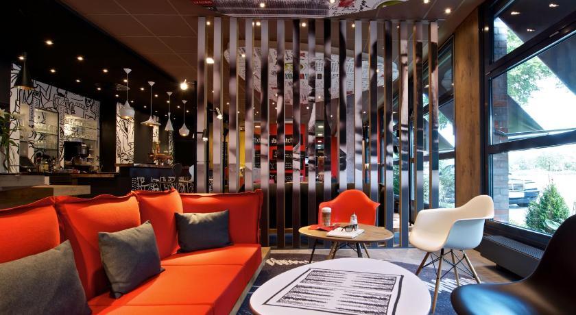 ibis Hotel Hamburg Airport in Hamburg