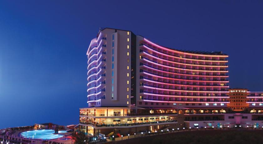 هتل دیاموند هیل آلانیا