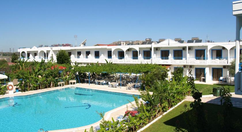 Garden Hotel, Hotel, Pastida, Rhodes, 85101, Greece