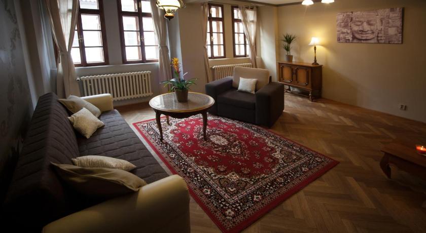 Nerudova Apartment (Prag)