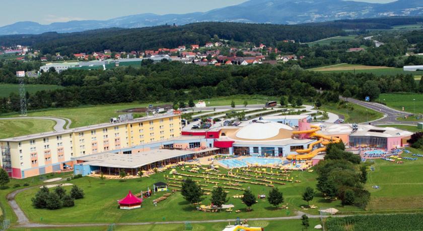 H2O Hotel Therme Resort in Bad Waltersdorf