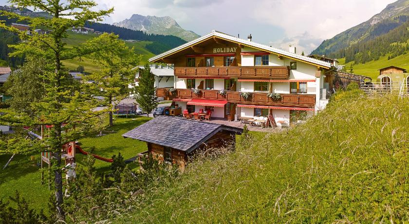 Appartementhaus Holiday (Lech am Arlberg)