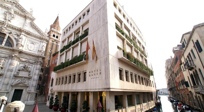 Bauer Hotel in Venedig