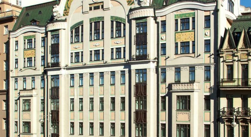 Moscow Marriott Tverskaya Hotel (Moskau)