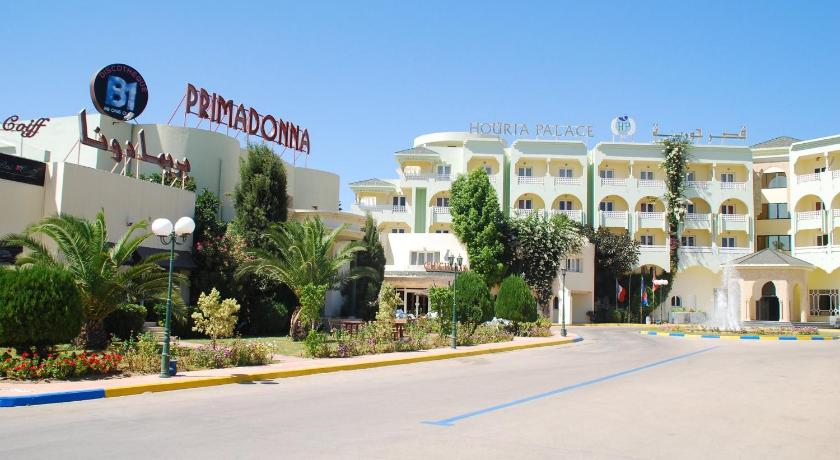 Hotel houria palace sousse tunisia - Location appartement port el kantaoui sousse ...