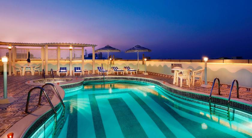 Avenue hotel dubai uae for Hotel dubai booking