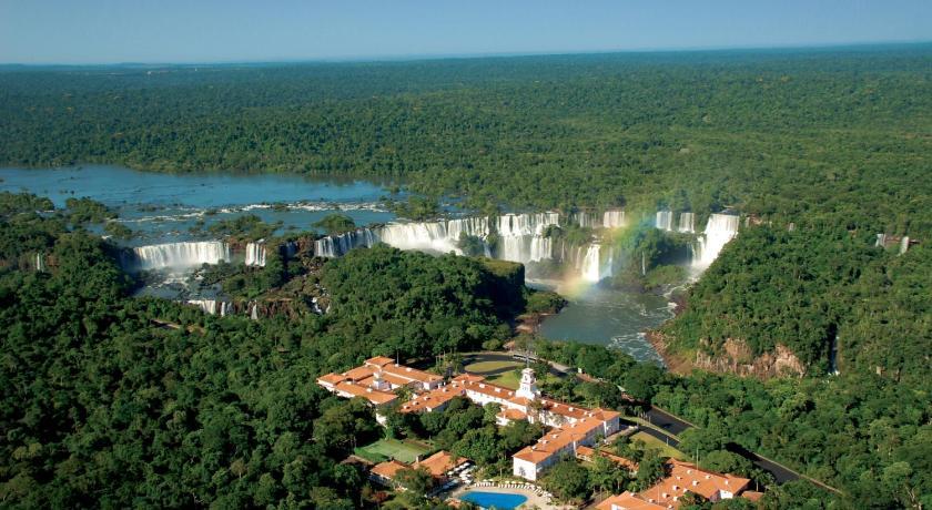 Melhor hotel 5 estrelas em Foz do Iguaçu
