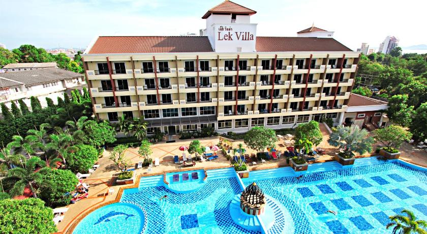 Lek villa thailand pattaya north for Lek hotel pattaya