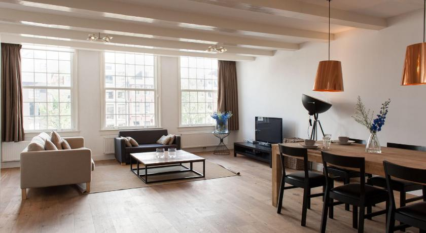 Just Short Stay apartments (Amsterdam)