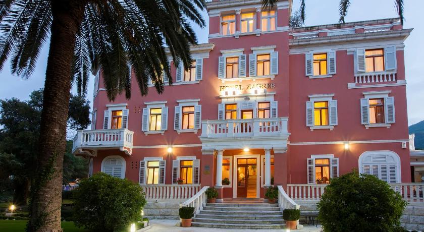 Hotel Zagreb (Dubrovnik)