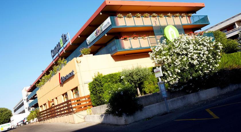 Hotel Campanile Nimes Centre
