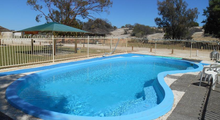 Campground Hamelin Pool Caravan Park
