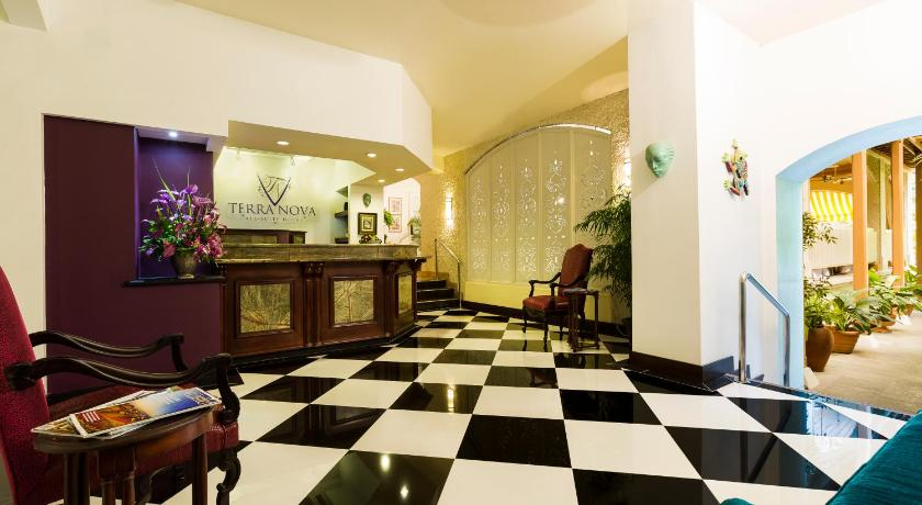 Rooms: Hotel Terra Nova All Suite, Kingston, Jamaica