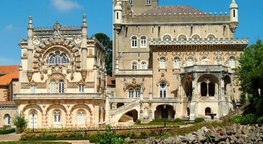 Luso Portugal  City pictures : Booking.com: Palace Hotel do Bussaco Luso, Portugal