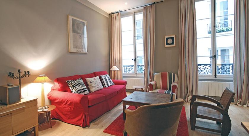 Apart of Paris - Montorgueil - Rue St Sauveur (Paris)
