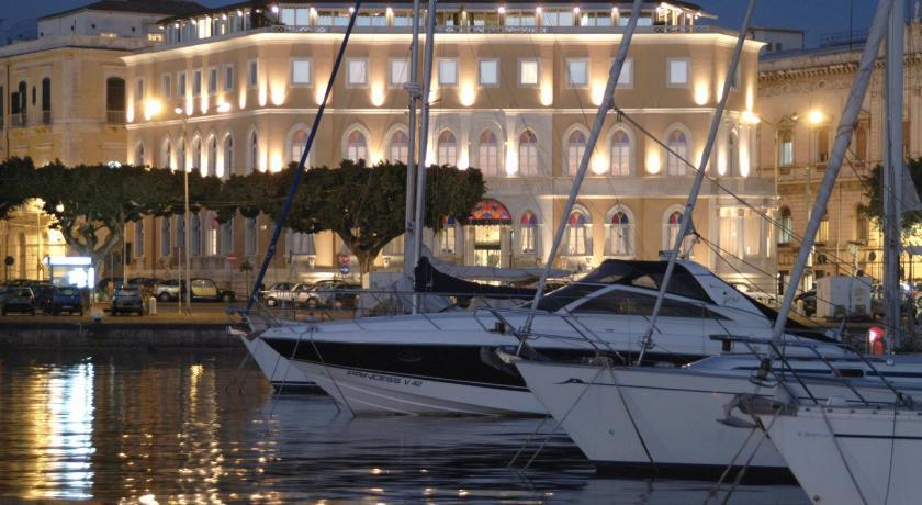 Grand hotel ortigia siracusa italy for Ortigia siracusa hotel