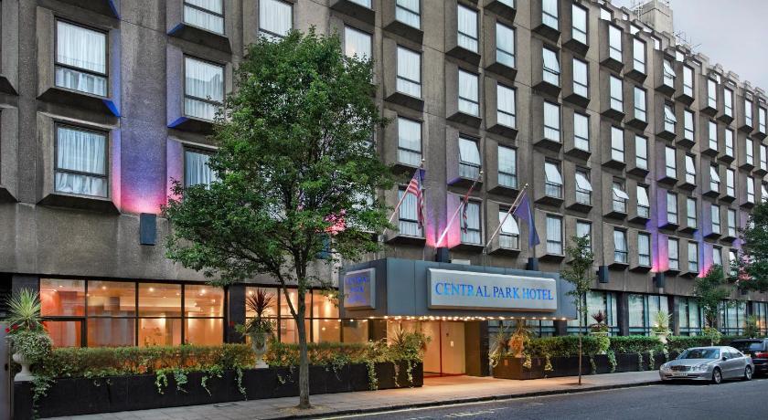 Central park hotel london uk for Central de reservation hotel
