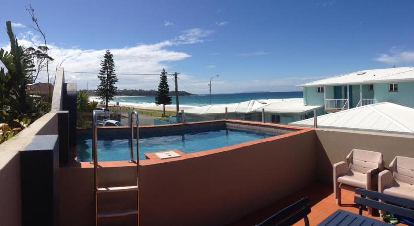 Motel Beach House Mollymook