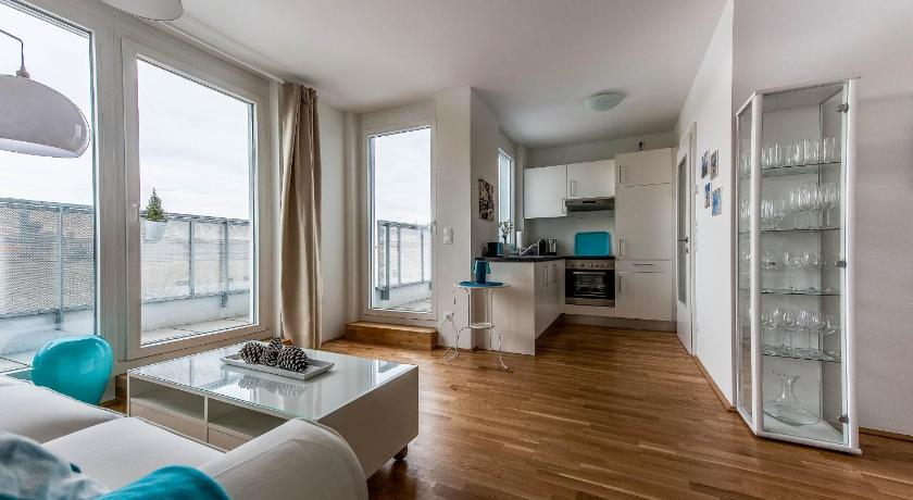 Beautiful Home - Skyline Apartment (Wien)