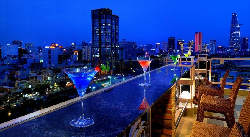 ベトナム,ホーチミン,エリオス ホテル(Elios Hotel)