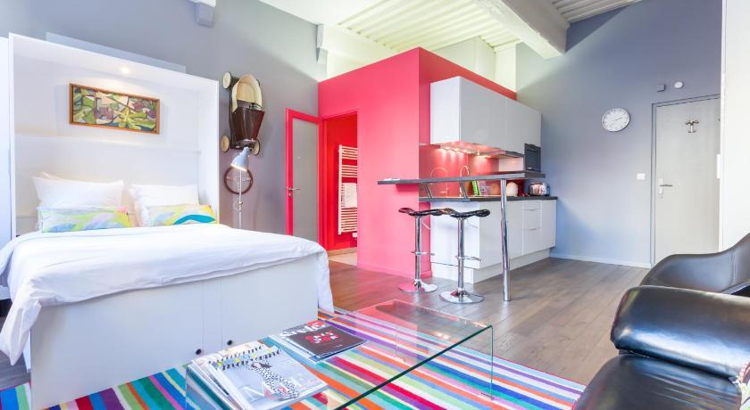 Les Appartements du Quartier Terreaux (Lyon)