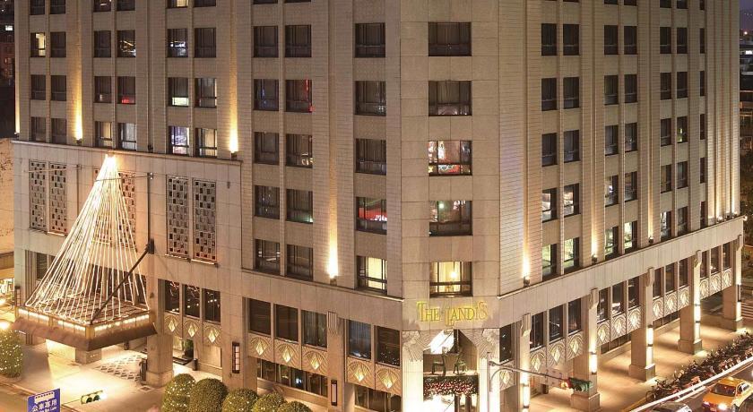 台湾,台北,ランディス・台北 (亞都麗緻大飯店)(The Landis Taipei)