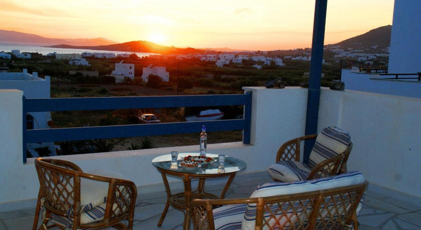 View To The Blue, Hotel, Agia Anna, Naxos, 84300, Greece